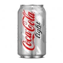 Refresco Coca Cola 375cc Lata light