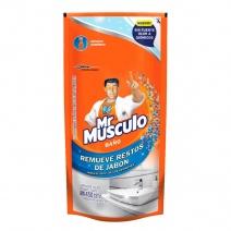 Limpiador Mr. Musculo baño repuesto 500cc