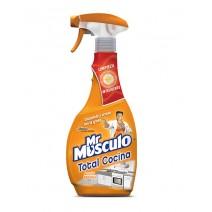 Limpiador Mr Músculo Cocina CGat 500 cc