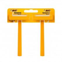 Afeitadora Bic Sensitive x 2 unidades