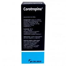 Corotropina en gotas