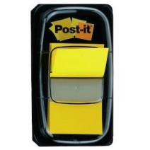 Post-it Banderitas 3M 25,4mm x 43,2mm color amarillo