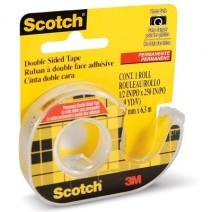 Cinta 3M Scotch Doble Faz 12,7mm x 6,3m