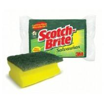 Esponja 3M salvauñas Scotch-Brite