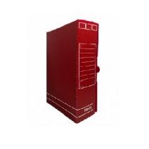 Caja archivadora Biblos Premium - Roja