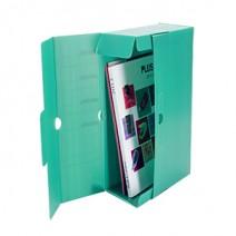 Caja archivadora Biblos Premium - Verde