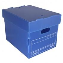 Caja Biblos multiuso - Azul