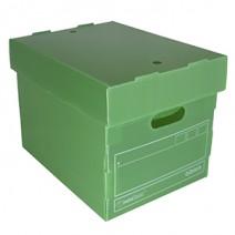 Caja Biblos multiuso - Verde