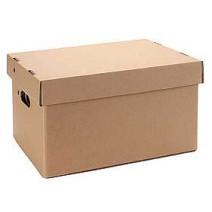 Caja carton 32 x 23 x 14 con tapa