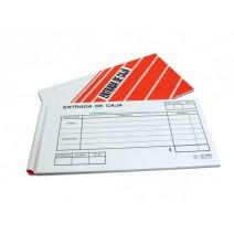Formulario entrada de caja N° 1002