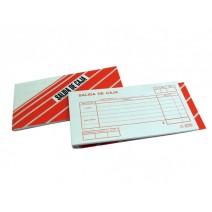Formulario salida de caja N°1014
