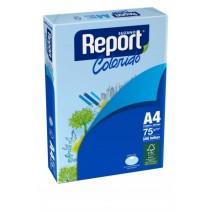 Report A4 75 grs. 500 Hojas - Azul