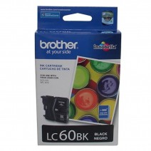 Cartucho Brother LC-60 Original - Negro