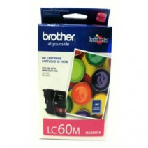 Cartucho Brother LC-60 Original - Magenta