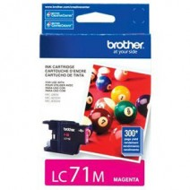 Cartucho Brother LC-71 Original - Magenta