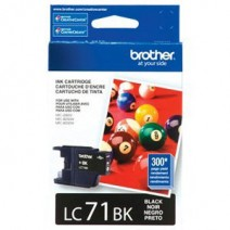 Cartucho Brother LC-71 Original - Negro