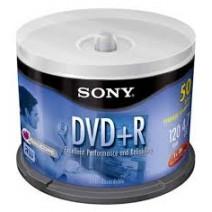DVD Sony + R