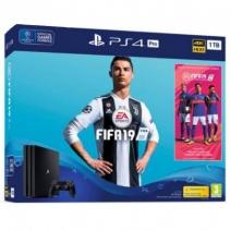 Consola Playstation 4 PRO 1TB + FIFA 19