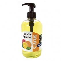 Jabon Liquido para manos CITRUS AirSun 500cc cvalvula