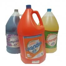 Perfumol con desinfectante Bosque Ecoclor - bidon 4L