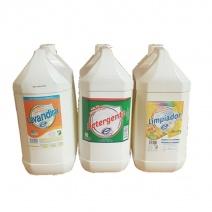 Perfumol desinfectante limón Ecoclor-  bidón 10L