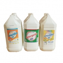 Pack de limpieza 10 litros Ecoclor