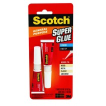 Adhesivo Scotch Super Glue líquido 2 grs