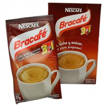 Bracafé / Nescafé 3 en 1