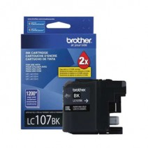 Cartucho Brother LC-107 Original - Negro