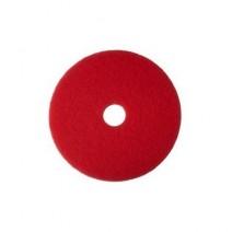 Disco 3M 5100 Limpiador 16´ - Rojo