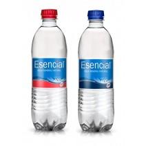 Agua Esencial 600 ml con gas