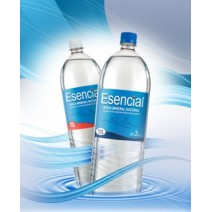 Agua Esencial 2 lt con gas