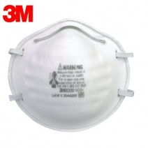 Mascarilla 3M 8200 Nexcare Respirador
