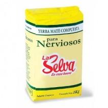 Yerba La Selva nervioso 1 kg
