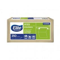 Toalla Elite Ecológica blanca corta - caja 3000 unidades