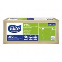 Toalla Elite Ecológica blanca larga - caja 3000 unidades