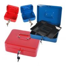 Caja de seguridad azul Studmark