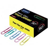 Clips 50mm de colores Studmark