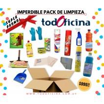 PROMO PACK GRAN CANASTA DE LIMPIEZA