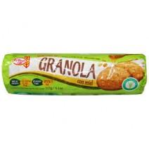 Galletitas de GRANOLA y MIEL 115grs