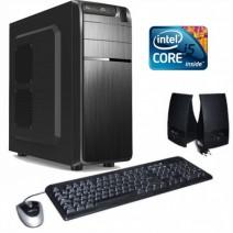 Equipo nuevo core i5 7400, 8gb, DVDRW, sin disco