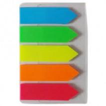 Flechitas 5 colores 45 x 12 mm