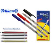Bolígrafo Pelikan pointec - negro