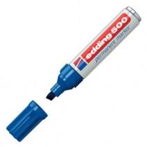 Marcador Edding 500 - Azul