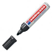 Marcador Edding 500 - Negro