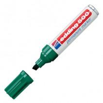 Marcador Edding 500 - Verde