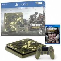 PlayStation 4 1TB Slim Call of Duty WW2